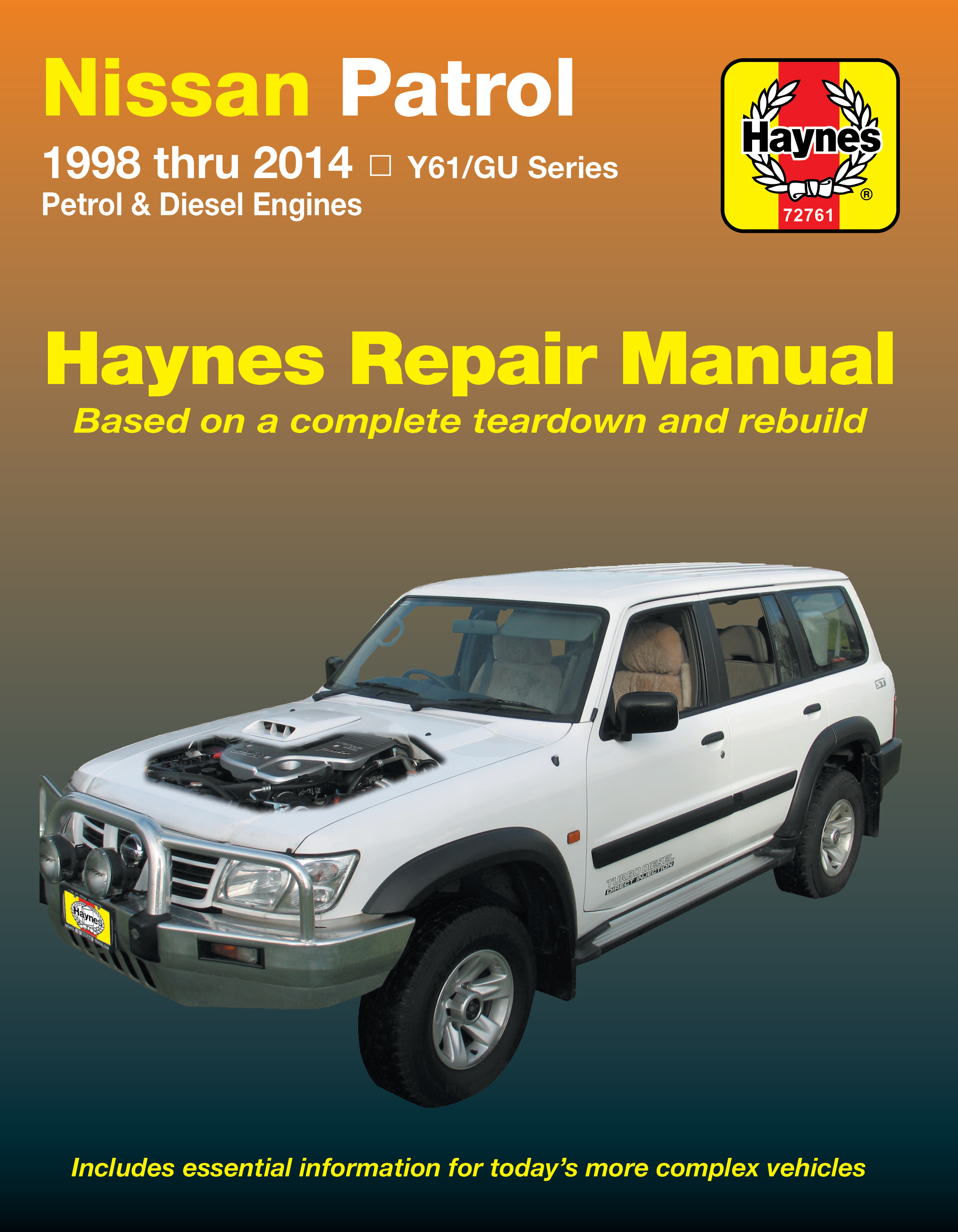Nissan Patrol 98 14 Haynes Online Manual Manuals Wiring Diagram Download Enlarge