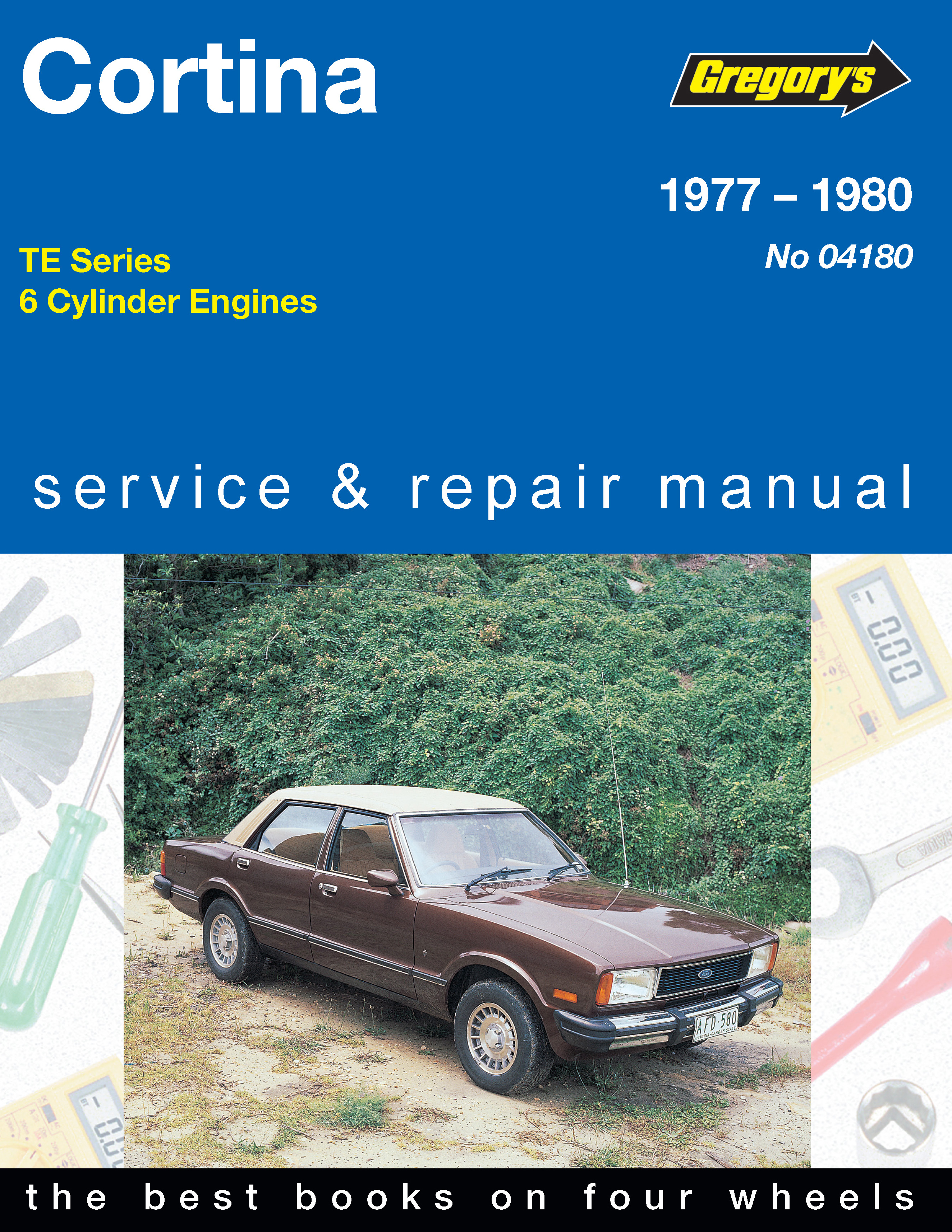 Cortina Te Haynes Manuals Ford Engine Diagram Enlarge