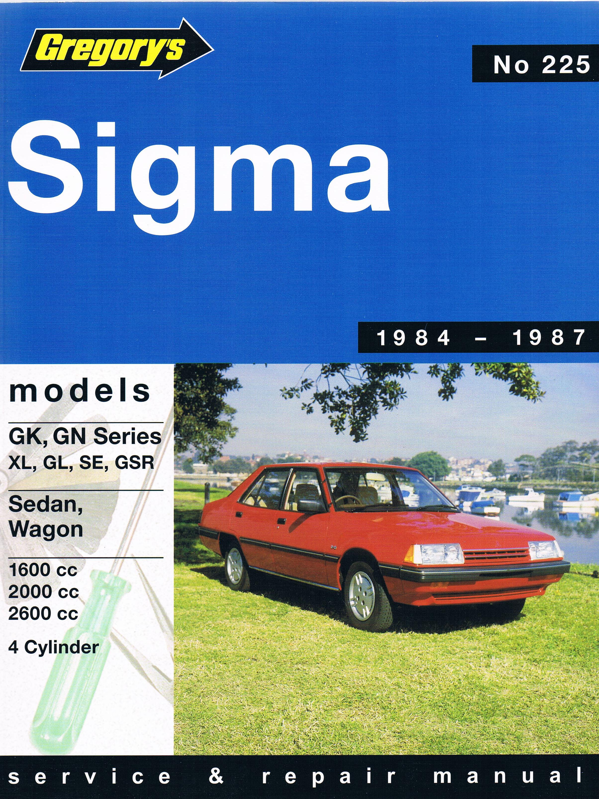 Enlarge Mitsubishi Sigma ...