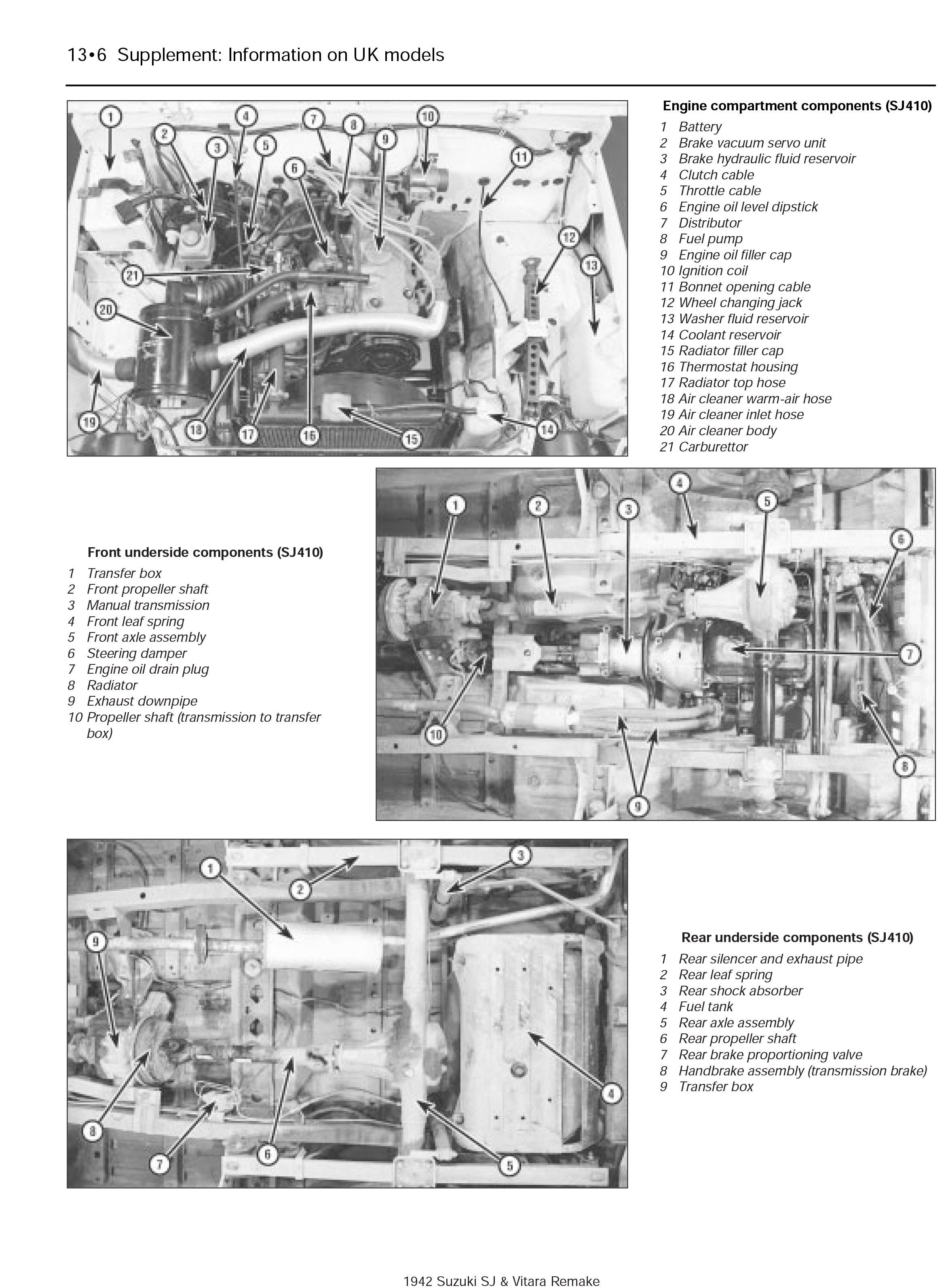 Suzuki Manual Sj410 Jeep Cj Suspension Parts Exploded View Diagram Years 19721975 Image Is Loading Workshop Or Repair Santana Sj413 Array Sj Haynes Manuals Rh Com