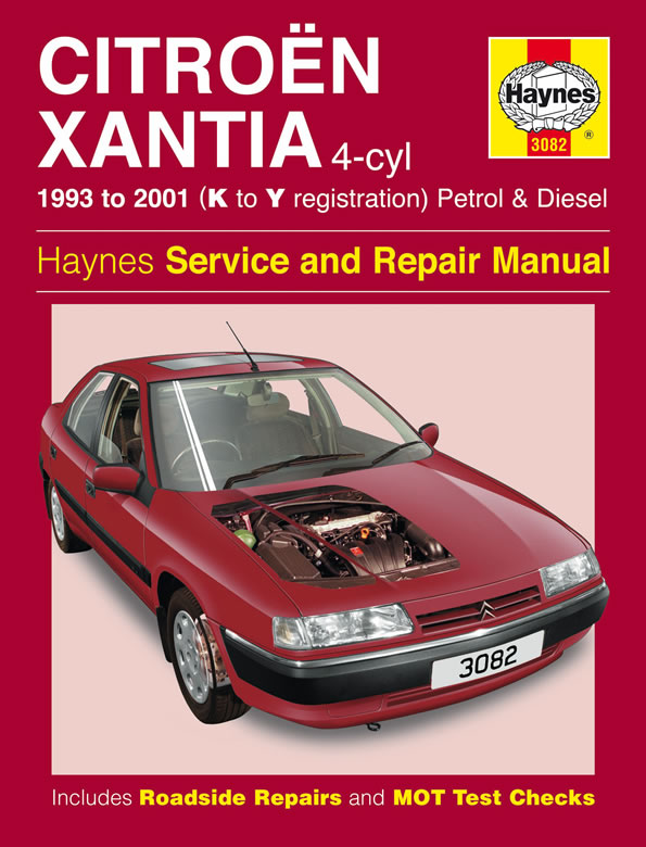 Citroen xantia petrol diesel 93 01 haynes repair manual enlarge citroen xantia asfbconference2016 Gallery