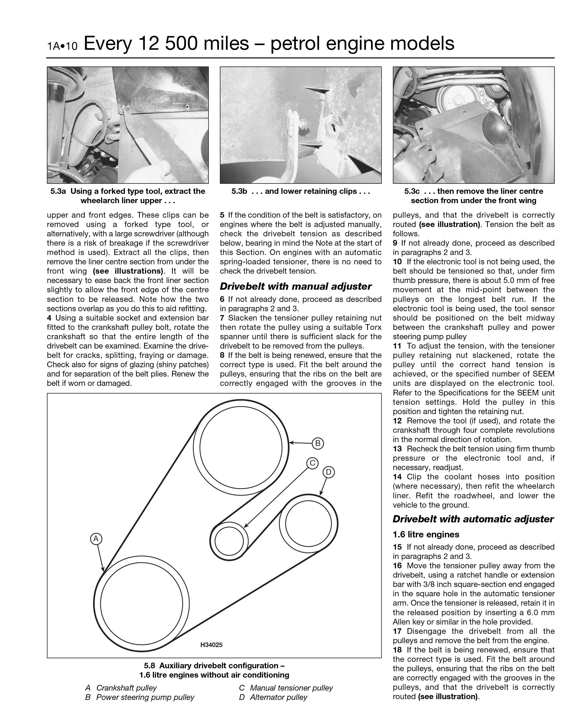 Citroen Xsara Wiring Diagram C5 Pdf Picasso Petrol Diesel 00 02 Haynes Repair Manual Circuit