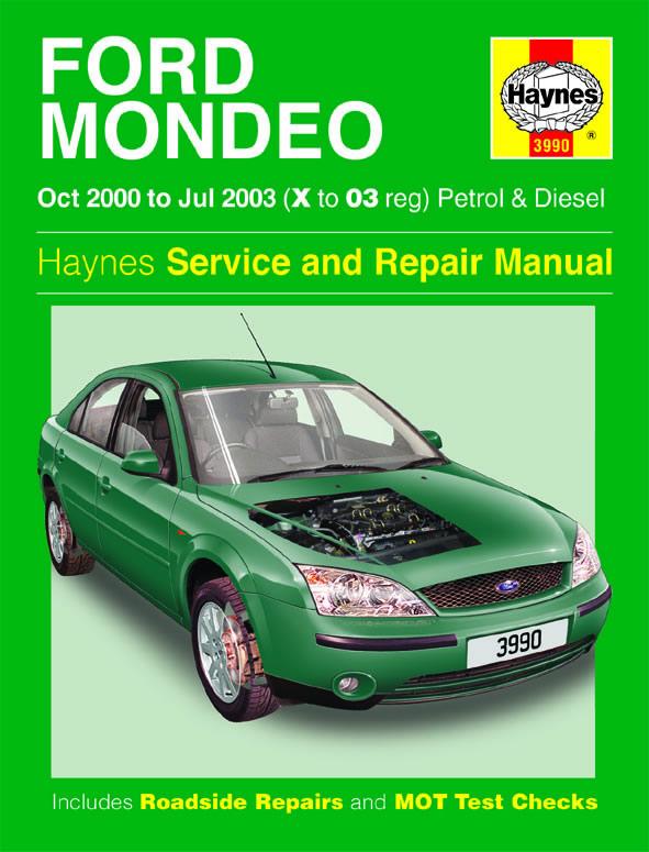 Mondeo Haynes Manuals