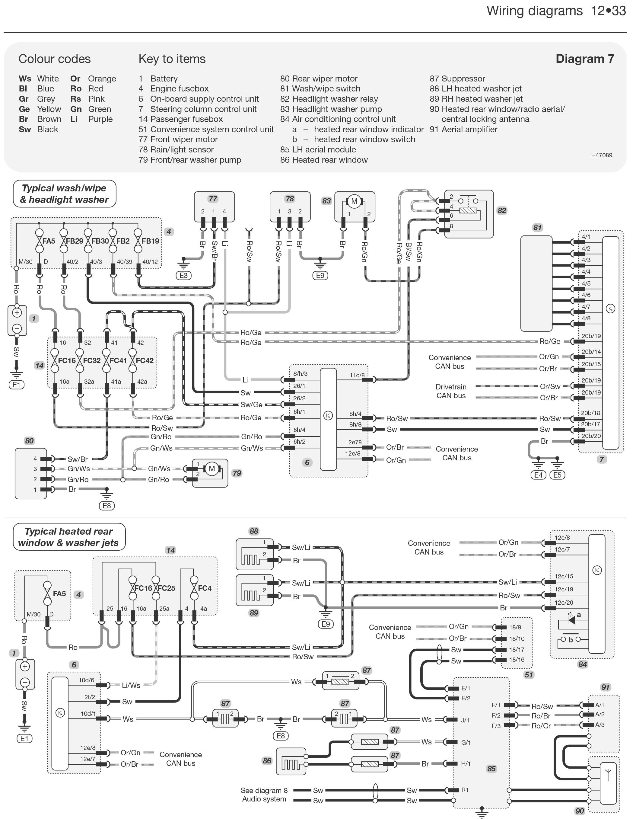 [DIAGRAM_38IU]  A3 | Haynes Manuals | 2008 Audi A3 Wiring Diagram |  | Haynes Manuals