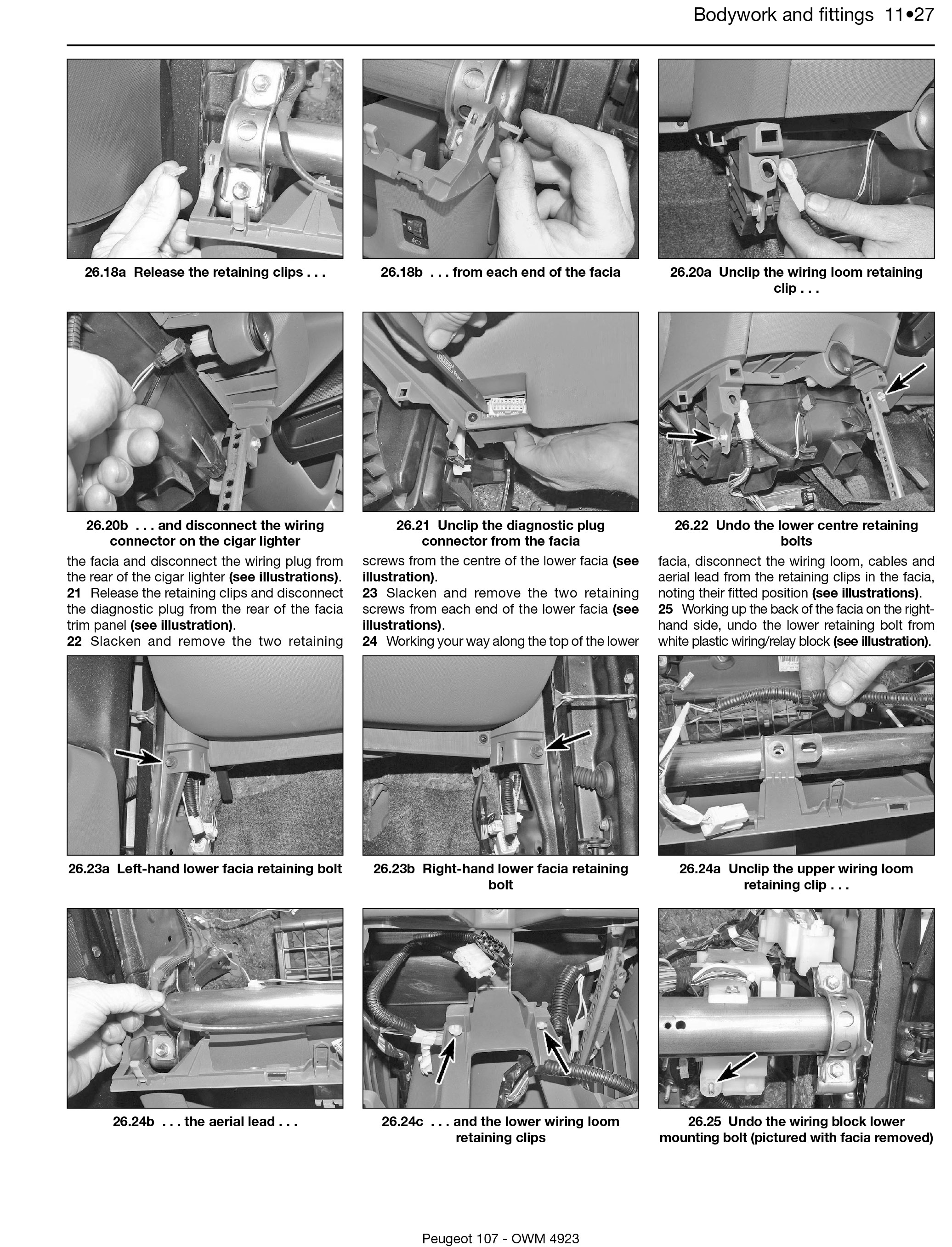 peugeot 107 petrol 05 11 haynes repair manual haynes manuals rh haynes com peugeot 107 manuale d'uso peugeot 107 manual for sale