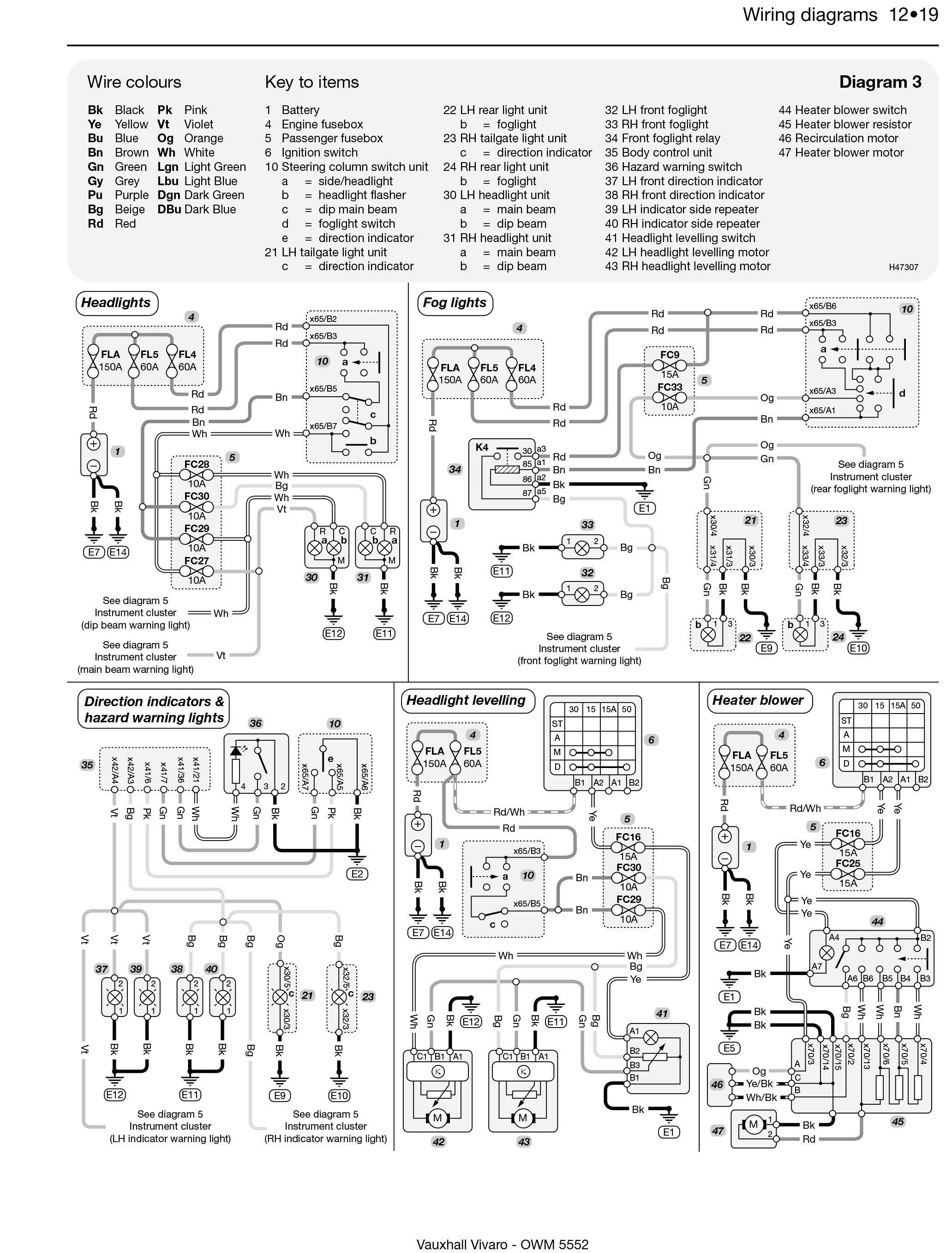 vauxhall vivaro engine wiring diagram vauxhall vivaro radio wiring diagram vauxhall/opel vivaro diesel (01 - 11) haynes repair manual ... #3