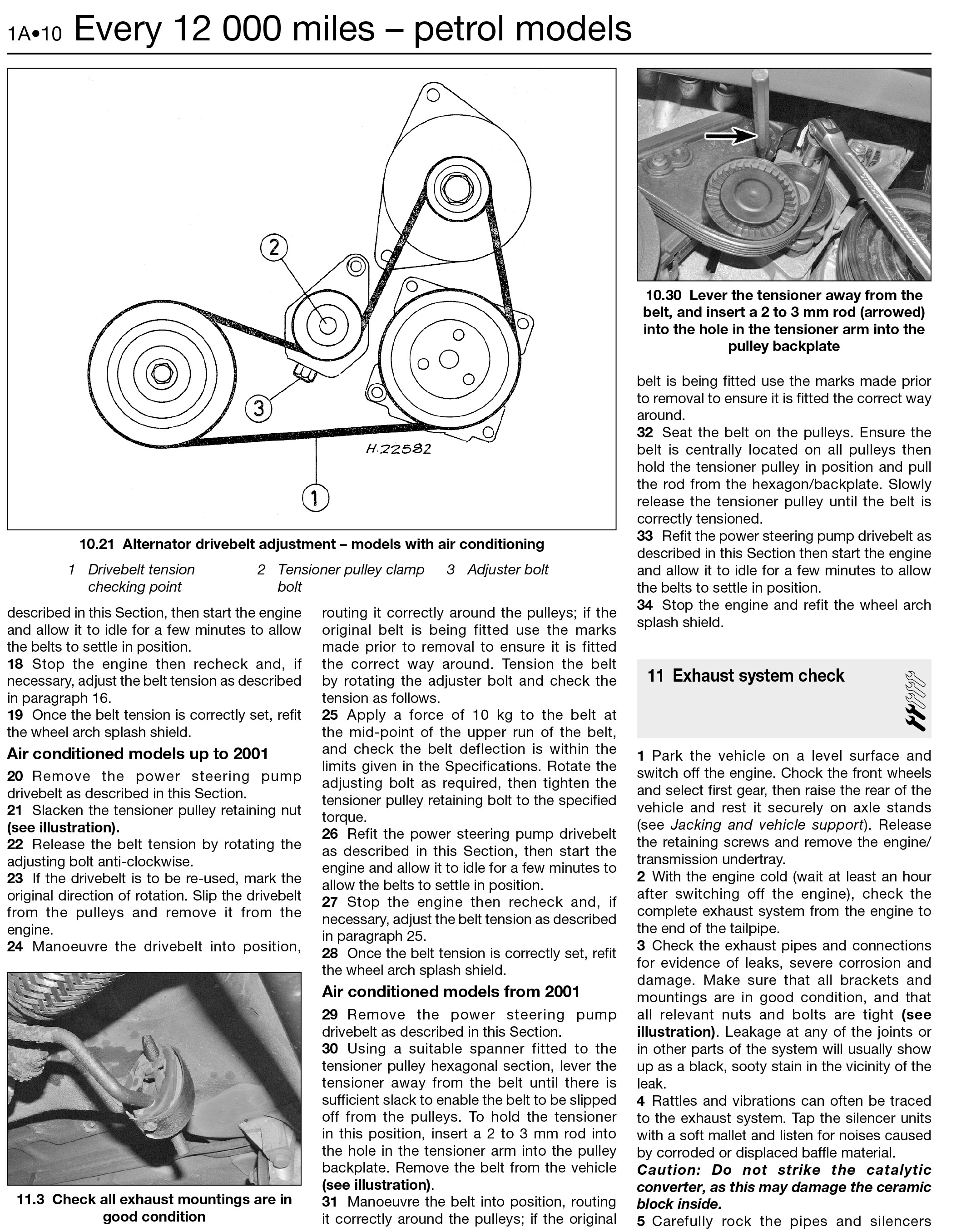 Land Rover Freelander (1997 - 2006) Repair Manuals