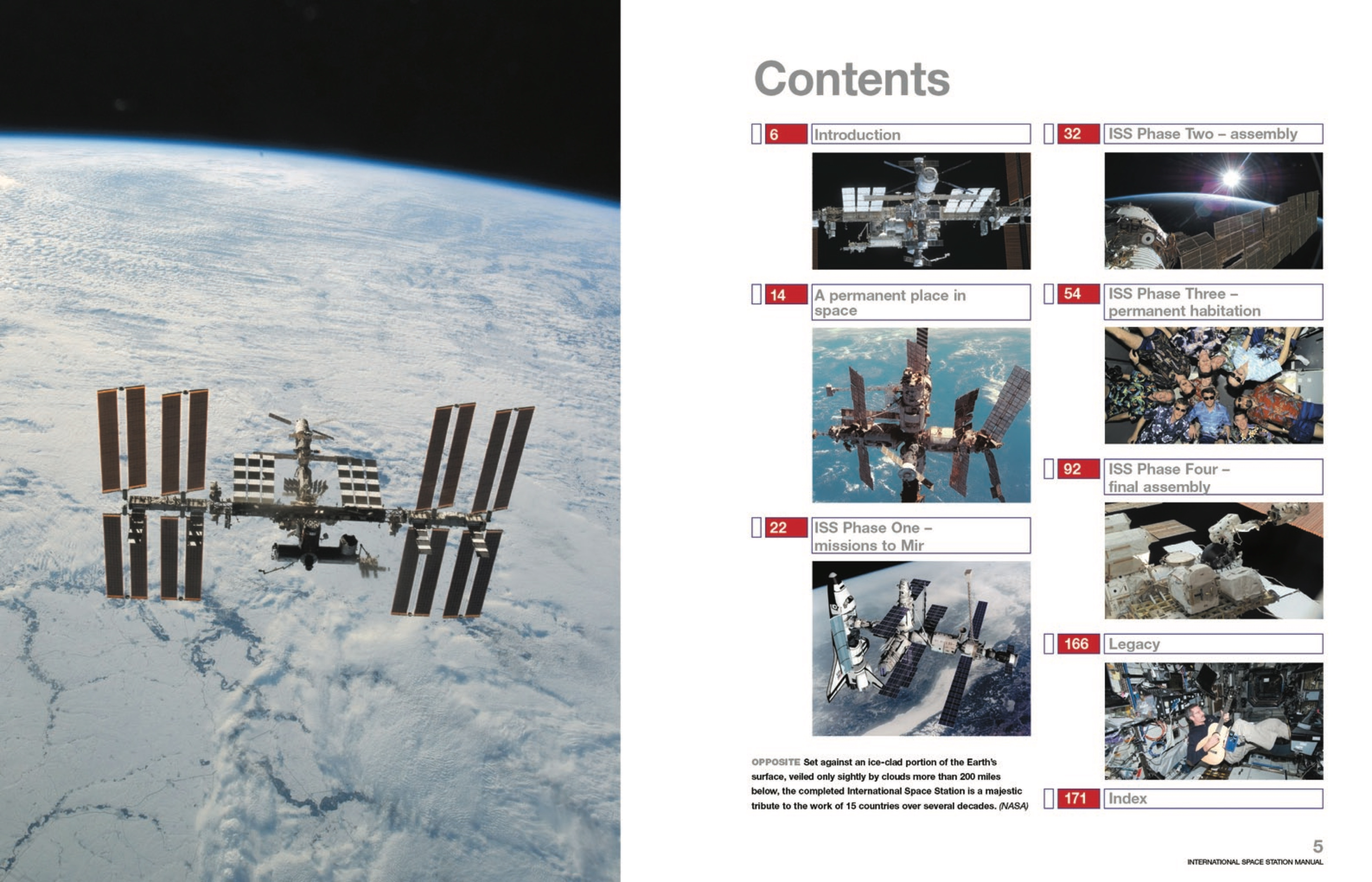 an introduction to the international space station Above: 375 km above earth's surface, solar arrays power the orbiting international space station the iss never leaves earth orbit, which reduces the power it needs.