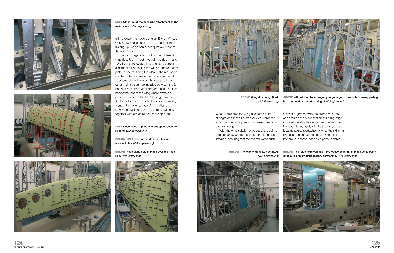 Supermarine Spitfire Restoration Manual | Haynes Manuals
