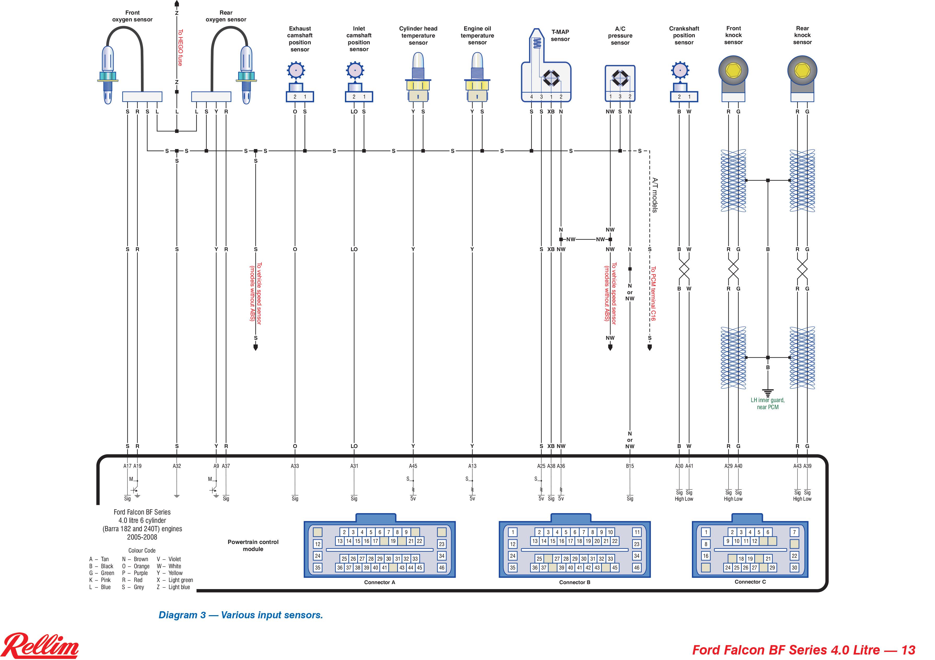 Ford 2 3 Wiring Diagram