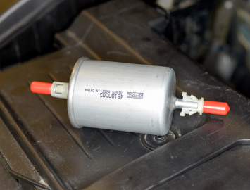 can fuel filter cause misfire