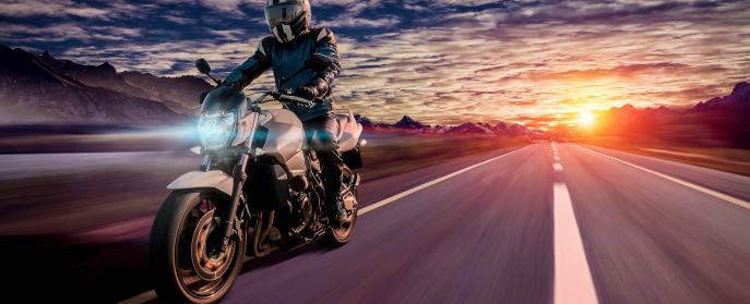 motorbike headlight bulb