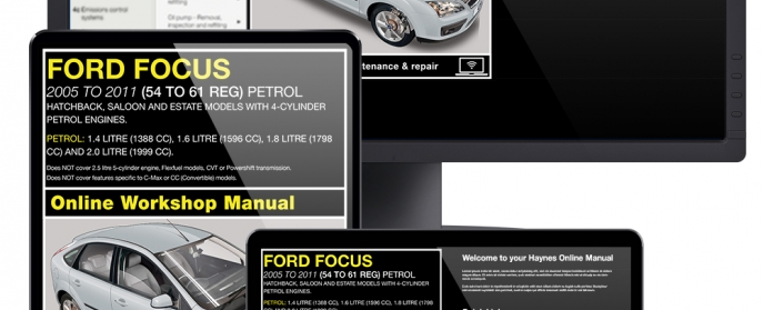 Ford Focus Haynes manual service