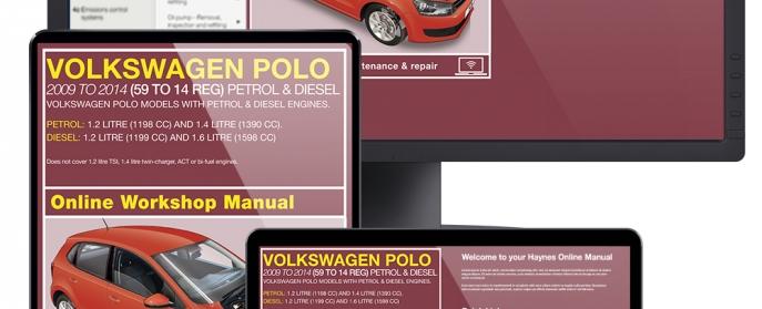 VW Polo Haynes manual service