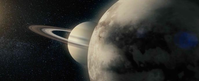 Saturn's Moon Titan Haynes