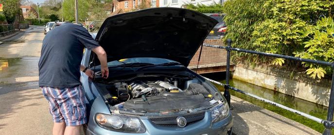 Vauxhall Monaro