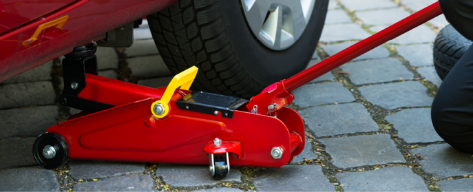 Jacking up your car: 5 key things you always need to do