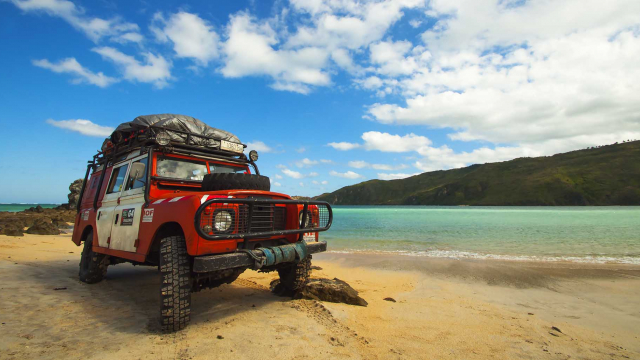 5 must-haves for building the ultimate adventure vehicle