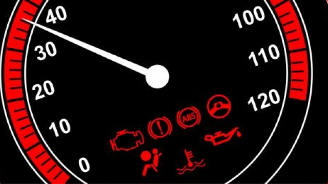Dashboard warning lights you can't ignore