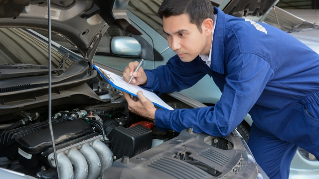 How to give your car a basic inspection