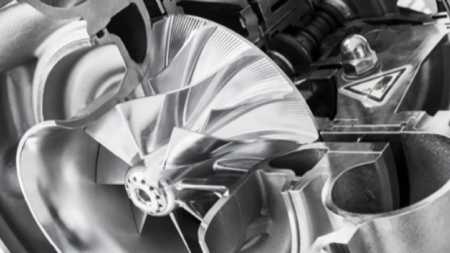 What is blow-through turbocharging?