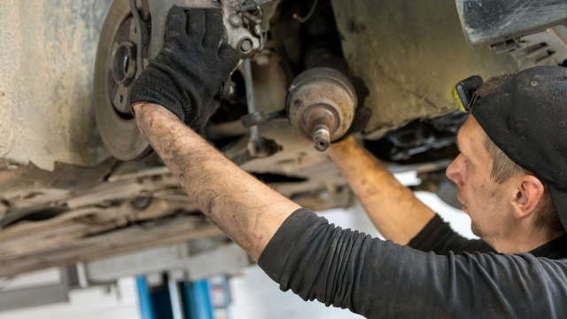 How to change your driveshaft