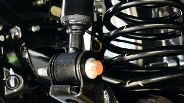 Are your front shocks dead, and what will it cost to fix them?