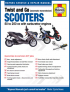 Twist and Go (automatic transmission) 50 - 250cc Scooters with carburettor engines Haynes Online Manual