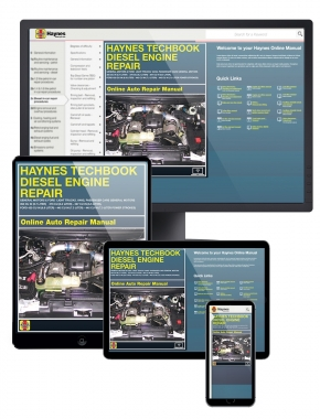Diesel Engine Repair Haynes Online Techbook