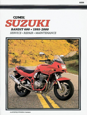 Suzuki Bandit 600 Motorcycle (1995-2000) Service Repair Manual Online Manual