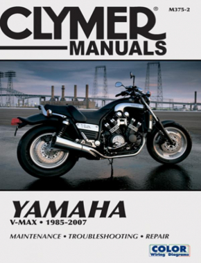 Yamaha V-Max Motorcycle (1985-2007) Service Repair Manual