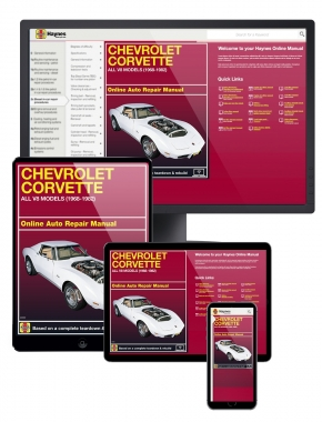 Chevrolet Corvette (68-82) Haynes Online Manual