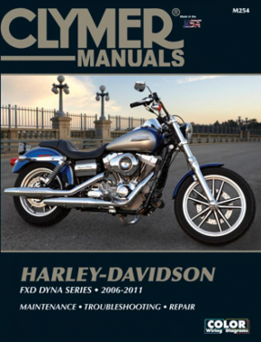 Harley-Davidson FXD Dyna Series Motorcycle (2006-2011) Service Repair Manual