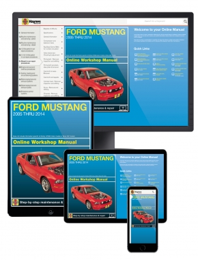 Ford Mustang (05-14) Haynes Online Manual