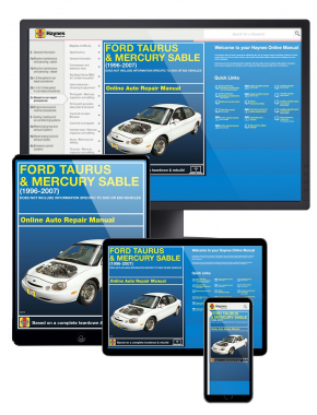 Ford Taurus and Mercury Sable (96-07) Haynes Online Manual