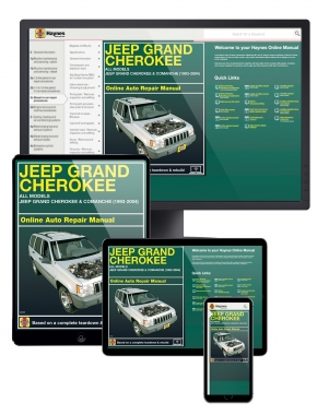 Jeep Grand Cherokee (93-04) Haynes Online Manual