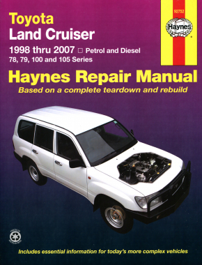 Toyota Land Cruiser (98-07) Haynes Repair Manual