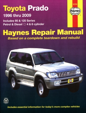 Toyota Prado (96-09) Haynes Repair Manual