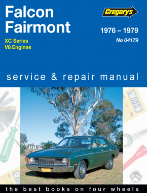 Ford Falcon XC (76 - 79) Gregorys Repair Manual