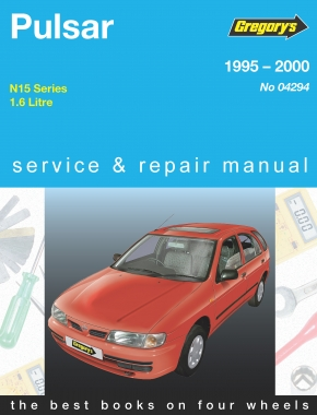 Nissan Pulsar (95 - 00)  Gregorys Repair Manual