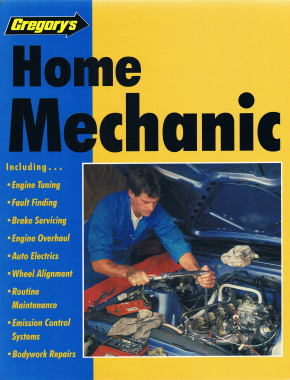 Home Mechanic Gregorys Techbook