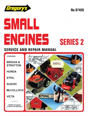 Small Engines Series 2 Gregorys Techbook