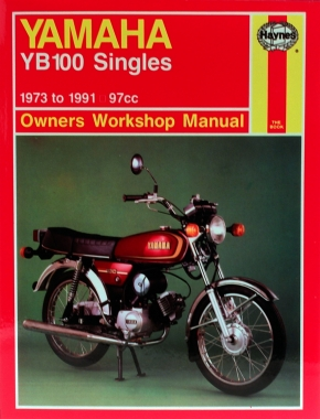 Yamaha YB100 Singles (73 - 91) Haynes Repair Manual