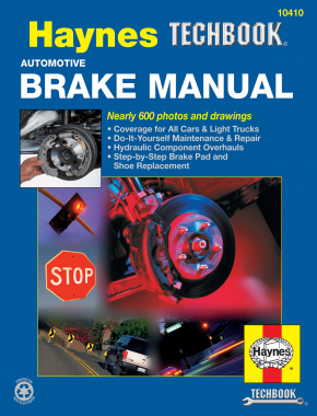 Automotive Brake Haynes Techbook (USA)