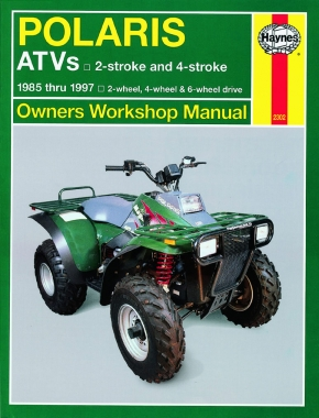 Polaris ATVs (85 - 97) Haynes Repair Manual