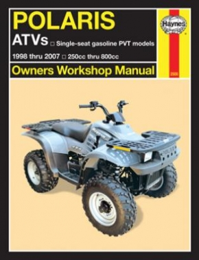 Polaris ATVs (98 - 07) Haynes Repair Manual