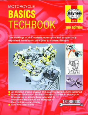 Motorcycle Basics TechBook (2nd Edition) Haynes Manual