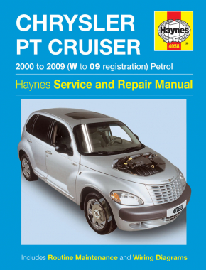 Chrysler PT Cruiser Petrol (00 - 09) Haynes Repair Manual