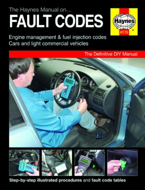 Haynes Manual on Fault Codes