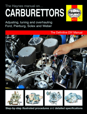 Haynes Manual on Carburettors